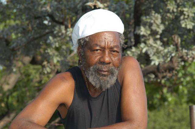 U Roy: ein Highlight des Summerjam 2012